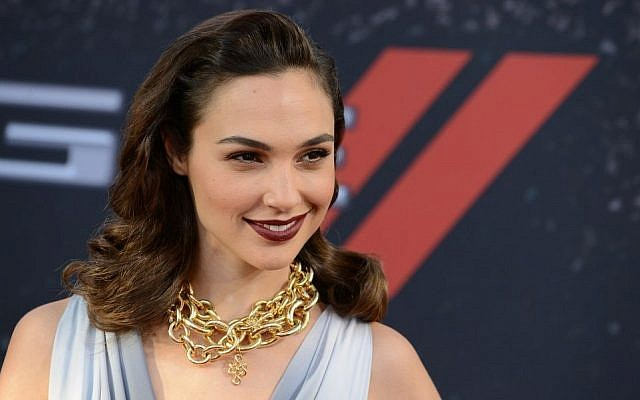 Gal Gadot arrives at the LA Premiere of the 'Fast & Furious 6' at the Gibson Amphitheatre on Tuesday, May 21, 2013 in Universal City, Calif. (photo credit: Jordan Strauss/Invision/AP)