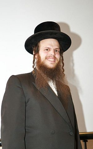 Issamar Ginzberg, a 2013 recipient of the Jew in the City all star award (photo credit: courtesy)