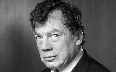 Edgar Bronfman. (photo credit: Wikipedia/CC)