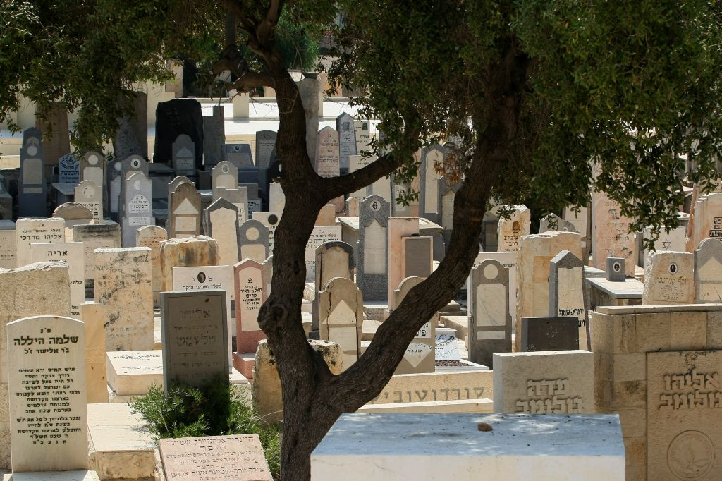 Trumpeldor Cemetery was named after Yosef Trumpeldor, a Jewish Russian war hero who lived in the beginning of the 20th century (photo credit: Moshe Shai/Flash 90)