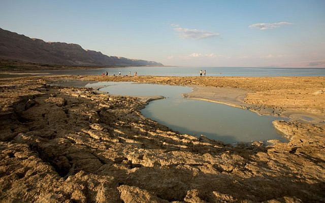 The Dead Sea (Oren Nahshon/Flash90)