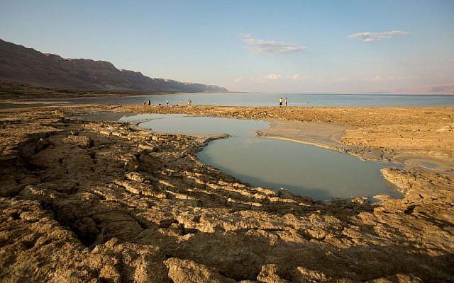 The Dead Sea (Oren Nahshon/Flash90)