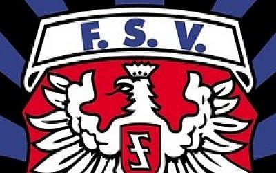 Detail of FSV Frankfurt logo (photo credit: wikipedia)