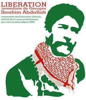 Georges Ibrahim Abdallah (photo credit: Wikipedia / Orkajina)