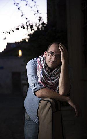 Singer-songwriter Ami Yares (photo credit: Gidi Meir Morris/Courtesy)
