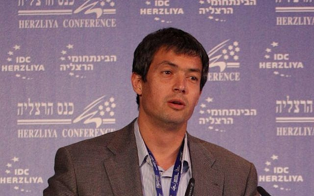 Yoaz Hendel (photo credit: courtesy the Institute for Zionist Strategies)