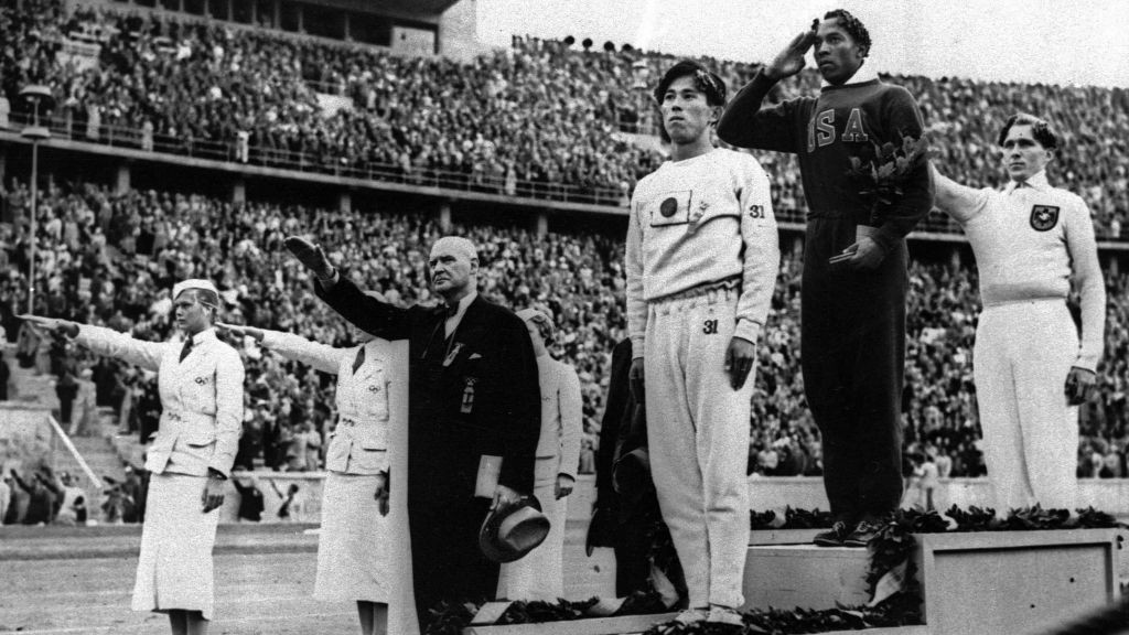 Jesse Owens' Nazi-era Olympic medal up for auction | The Times of ...