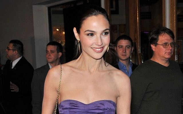 Israeli actress and model Gal Gadot (photo credit: Featureflash / Shutterstock.com)