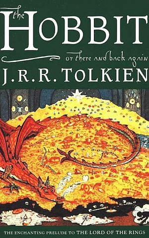 "J.R.R. Tolkien's work of epic high fantasy, ""The Hobbit,"" was published in 1937 (photo credit: public domain)"