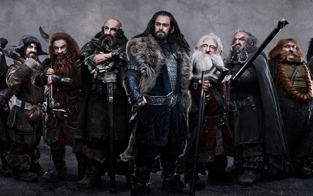 J.R.R. Tolkien's band of displaced dwarves come to life in 'The Hobbit' film trilogy (photo credit: courtesy Warner Bros.)