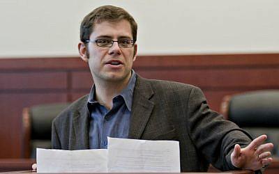 Law professor Eugene Kontorovich (photo credit: courtesy)