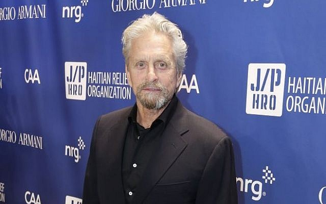 Michael Douglas (photo credit: Colin Young-Wolff /Invision/AP)