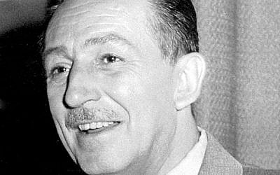 Walt Disney (photo credit: Wikipedia Commons)