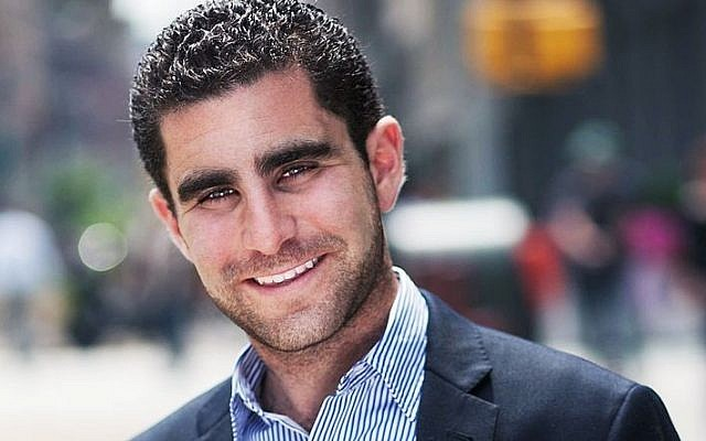 Charlie Shrem,  co-founder and CEO of BitInstant and Vice Chairman of the Bitcoin Foundation, in 2013 (photo credit: Wikimedia Commons, CC BY-SA 3.0, Cshrem)