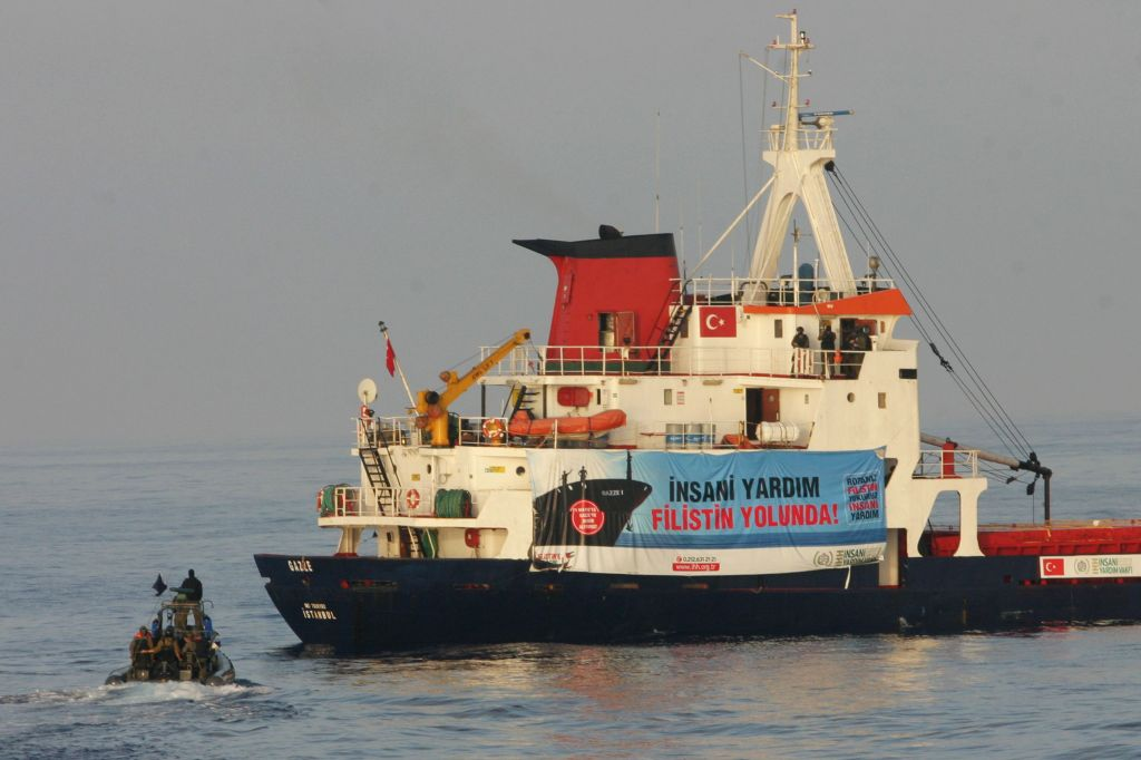 Turkey raids offices of group behind 2010 Gaza flotilla | The ...