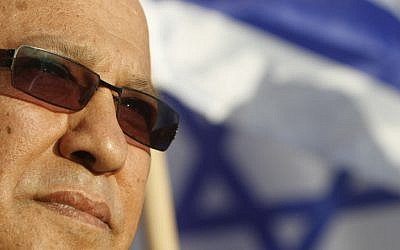 Former Mossad chief Meir Dagan (photo credit: Miriam Alster/FLASH90)