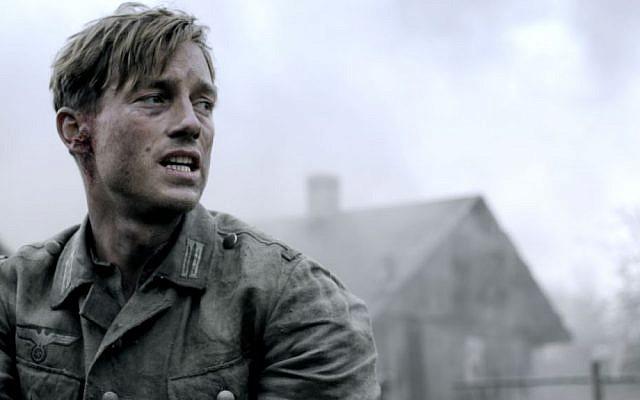Volker Bruch as Wilhelm Winter in Phillip Kadelbach's 'Generation War' (Music Box Films)