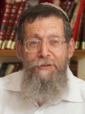 Rabbi Yehuda Henkin (photo credit: nishmat.net)