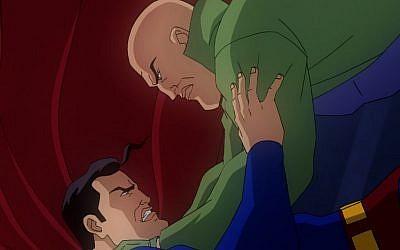 Lex Luthor (Courtesy DC Comics)