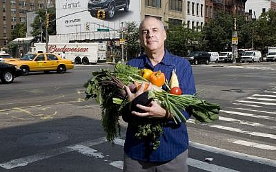 Food writer Mark Bittman wants you to eat more plants. (photo credit: Courtesy photo/JTA)