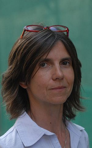 Filmmaker Natasha Dudinski (photo credit: Karel Cudlin/courtesy)
