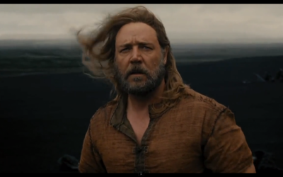 Russell Crowe in 'Noah' (photo credit: YouTube screenshot)