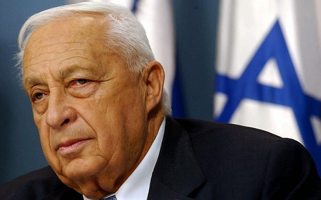 Late former prime minister Ariel Sharon. (photo credit: Flash90)