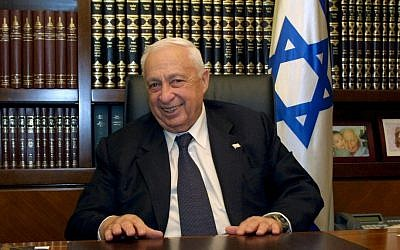 Prime minister Ariel Sharon (photo credit: Flash90)
