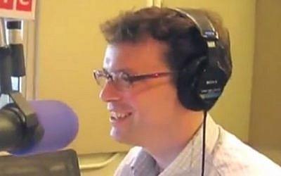 Ben Zimmer (photo credit: Youtube screenshot)