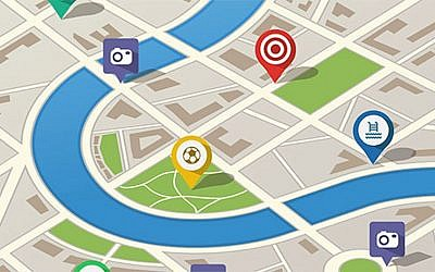 Geofencing in action (Photo credit: Courtesy)