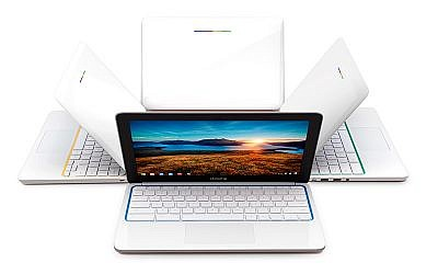 HP Chromebook 11 (Photo credit: Courtesy)