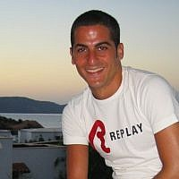 Ilan Halimi, kidnapped and murdered in 2006 (Courtesy of Stephanie Yin/JTA)