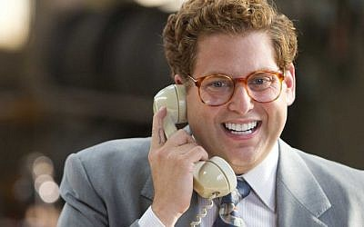 Jonah Hill from 'Wolf of Wall Street' (photo credit: courtesy Paramount Pictures)