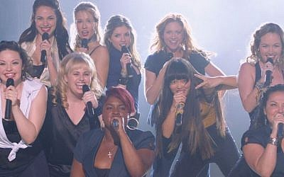 Pitch Perfect (photo credit: courtesy Universal Pictures)