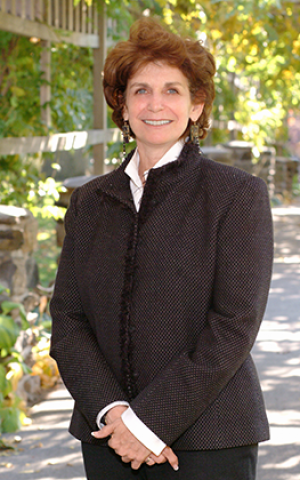 Karen Lawrence, president of Sarah Lawrence College. (photo credit: courtesy)
