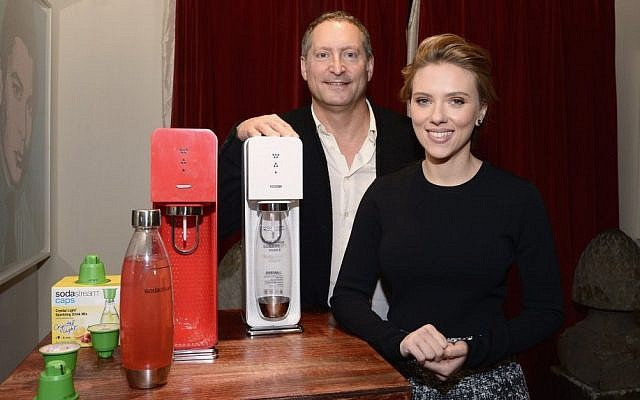 PepsiCo buys SodaStream for $3.2 billion