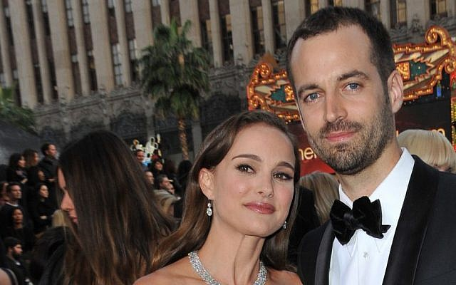 Natalie Portman and husband Ben Millepied (photo credit: Featureflash / Shutterstock.com)