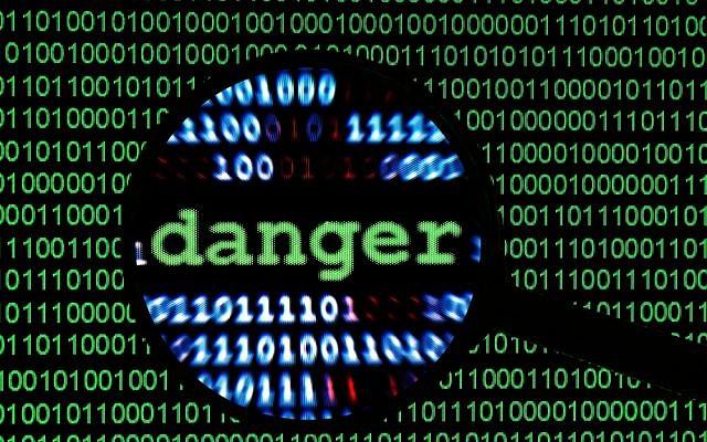 Cyber-attack (Shutterstock)