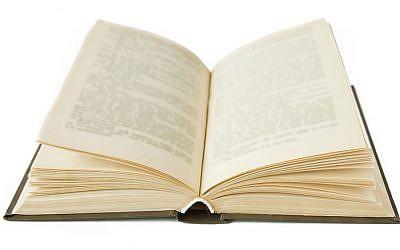 Open book (Open book image via Shutterstock)