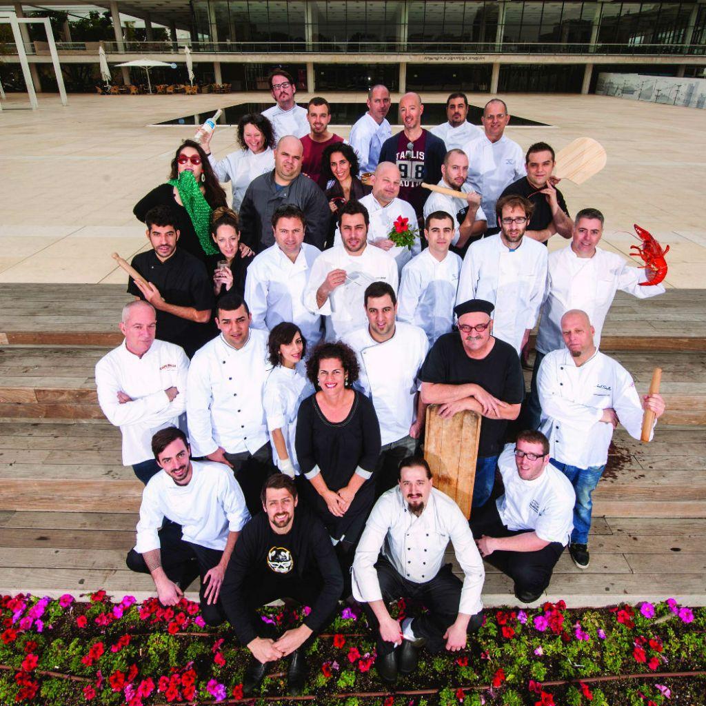 The chefs participating in Open Restaurants (Courtesy Open Restaurants)