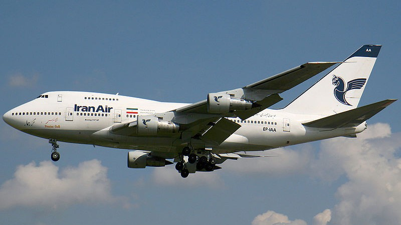 US lets Boeing sell airplane parts to Iran | The Times of Israel