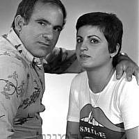 Amacia & Dvora Kamisa (photo credit: Rudi Weissenstein/courtesy of Ian Sternthal)