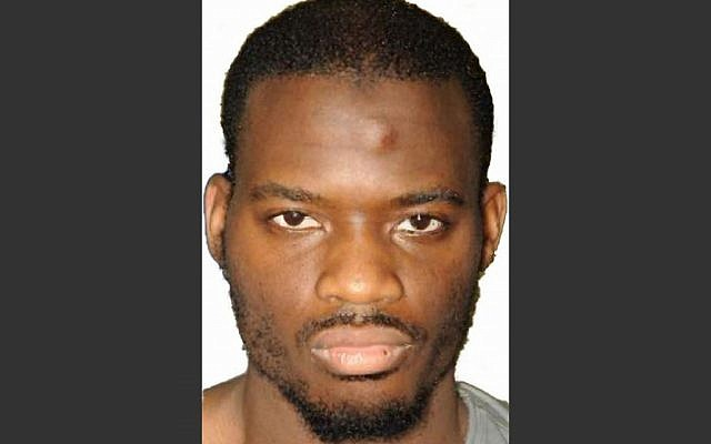 Michael Adebolajo was found guilty of slaying 25-year-old soldier Lee Rigby and was sentenced to life; accomplice Michael Adebowale received a minimum of 45 years. (photo credit: AP/Metropolitan Police)