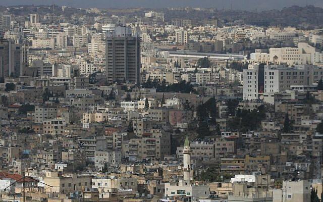Illustrative photo of Amman, Jordan (photo credit: Nati Shohat/Flash90)