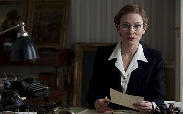 Cate Blanchett in 'The Monuments Men' (AP/Columbia Pictures/Claudette Barius)