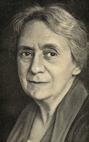Henrietta Szold (photo credit: National Library of Israel, Schwadron collection; Alexander Ganan; Wikipedia)