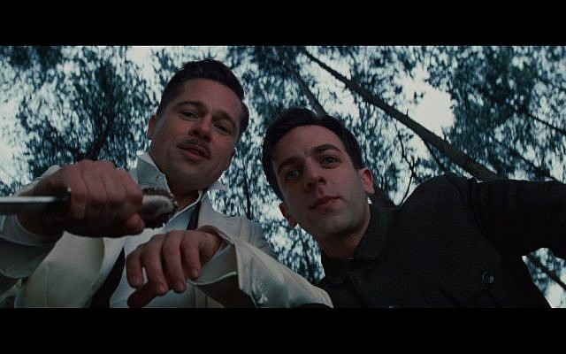 Inglourious Basterds (photo credit: Courtesy)