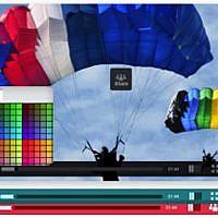 Kaltura's video design platform interface (Photo credit: Courtesy)