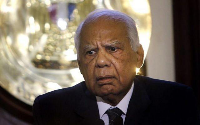 Egyptian interim Prime Minister Hazem el-Beblawi (Photo credit: Amr Nabil/AP)