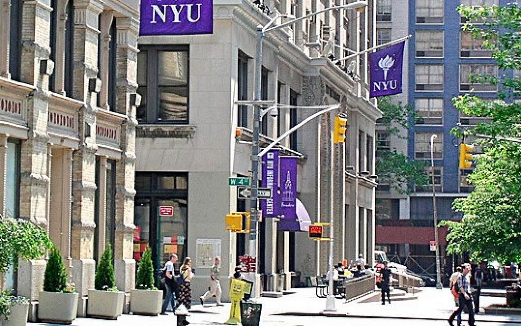 NYU speaker praises campus groups that support BDS